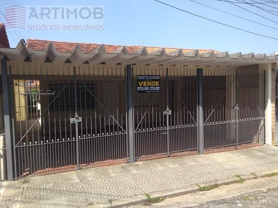 Casa Para Venda, 2 Dormitórios, Morumbi - São Paulo - 2696