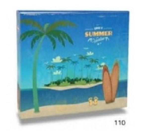 Álbum 200 Fotos 10x15cm Vintage Hot Summer 110 Ical S/l