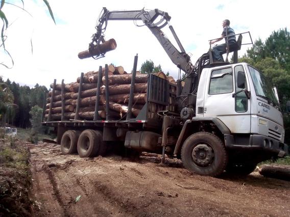 5032 Com Grua Florestal Transtora, Pego Troca De Menor Valor
