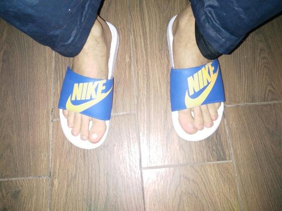 Ojotas Chinelas Nike Benassi Just Do It - Talle 44