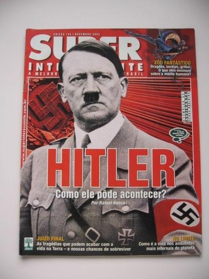 Revista Super Interessante - Nº 194 - Hitler
