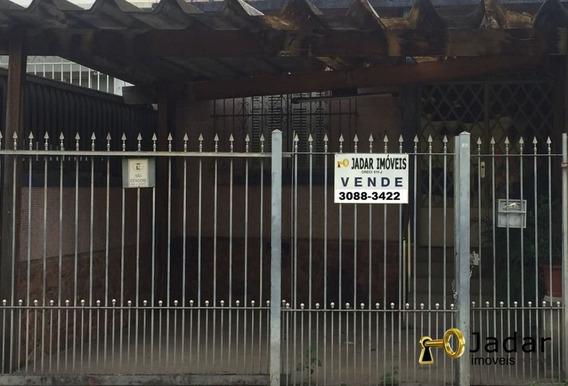 Otima Terreno Em Pinheiros Com Casa Antiga - V-jdr2791