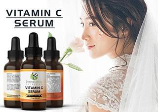 Joyful Nature Nutrition Vitamin C Skin Serum For Face 30% An