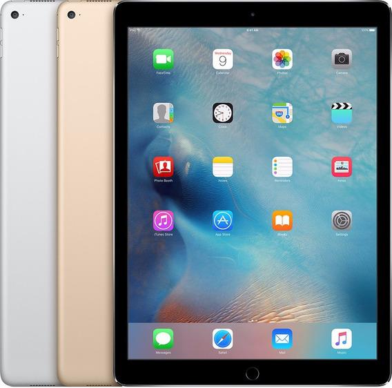 iPad Pro Apple Wifi + 4g 128gb Tela 12,9 Retina- Proc. M9