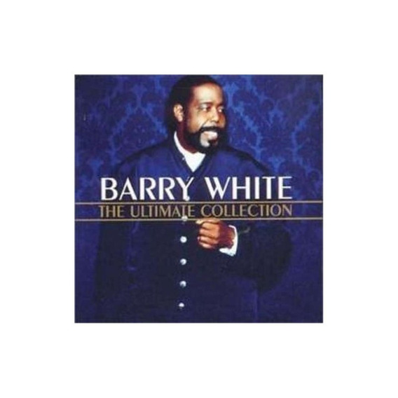 White Barry The Ultimate Collection Cd Nuevo