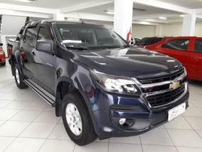 Chevrolet S10 2.5 Advantege 4x2 Cd 16v Flex Manual 2017 Azul