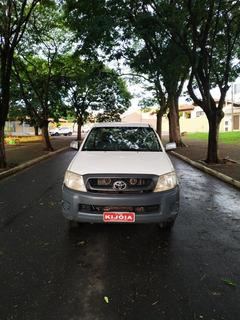 Toyota Hilux 2.5 Cab. Simples 4x4 2p 2009