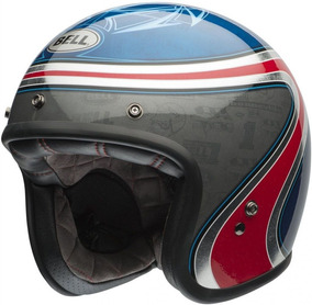 Capacete Bell Custom 500 Airtrix Heritage - Bell