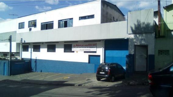 Galpão Para Aluguel, 5 Vagas, Centro - São Bernardo Do Campo/sp - 70544