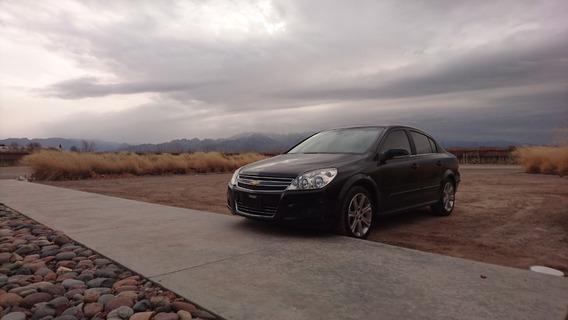 Chevrolet Vectra 2.4 Cd 4 Puertas 2010 Mt
