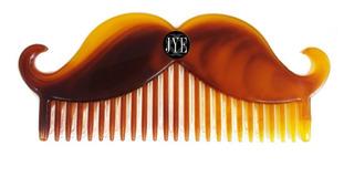 3 Peines Para Barba Cabello Forma De Bigote Jye Plastico