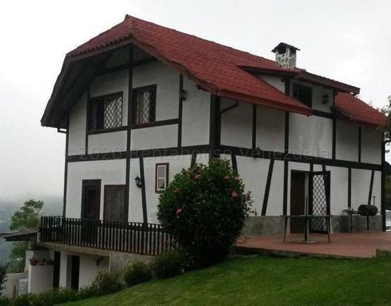 Casa En Venta En La Colonia Tovar, Aragua Mls#20-25043 Jfi