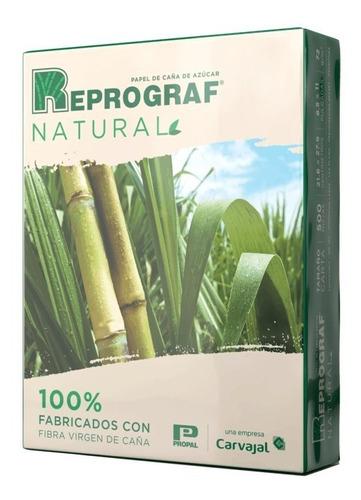 Resma Ecológica Carta Reprograf Natural