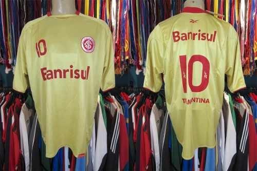 Internacional 2009 Camisa Centenário Tamanho 3g # 10.