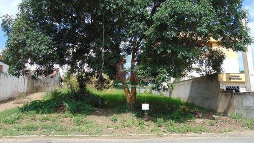 Imagem 1 de 5 de Terreno À Venda, 1000 M² Por R$ 480.000,00 - Parque Senhor Do Bonfim - Taubaté/sp - Te0624