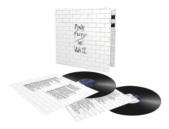 Vinilo Pink Floyd The Wall Doble 2 Lp Import