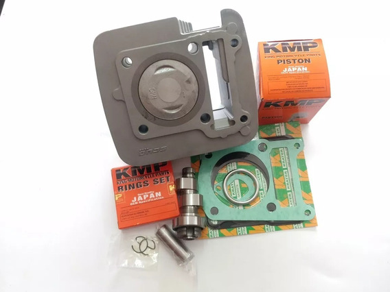 Kit 3,5mm Kmp + Comando Media/alta 6.0 P/ybr/xtz 125