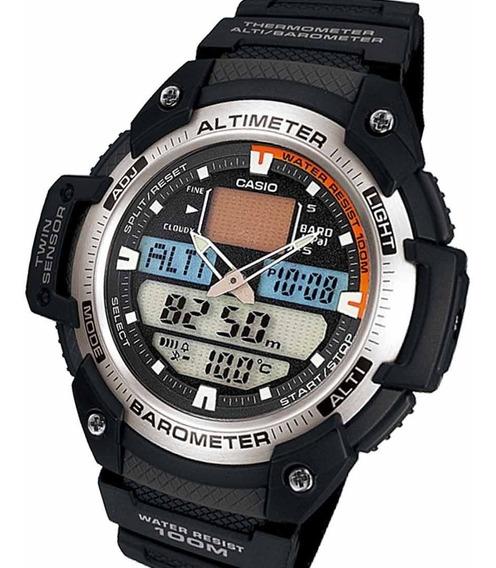 Relógio Casio Sgw400h-1v