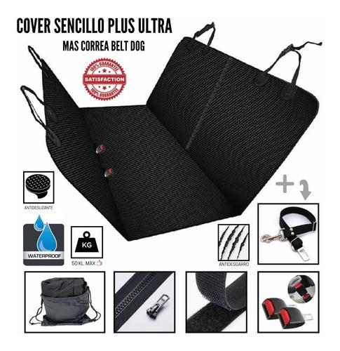 Cobertor Protector Forro Asientos Pa - kg a $119500