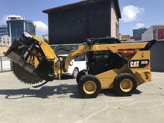 Cat 262 D Año 2017 1142 M/h $28.000