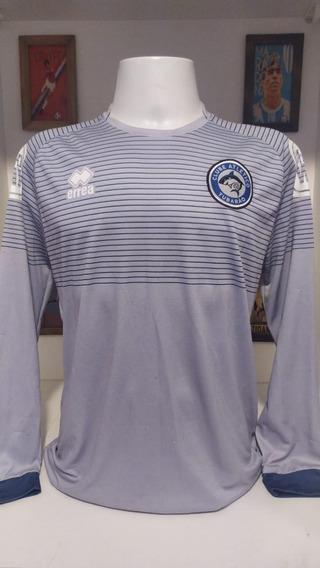 Camisa Futebol Tubarão Errea Goleiro Mangas Longas