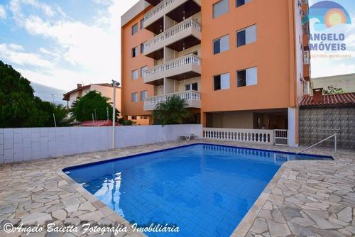 Imagem 1 de 12 de Apartamento No Bairro Centro Em Peruíbe - 2524