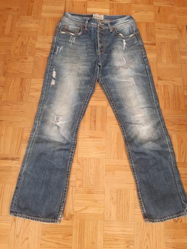 Pantalon De Jean Para Hombre Aeropostale 30 30 Mercado Libre