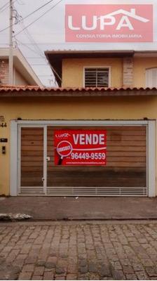 Casa 03 Dorms Em Excelente Localização A Venda No Brooklin - São Paulo - Sp - Ca0040