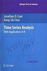 Livro Em Inglês - Time Series Analysis: With Applications R