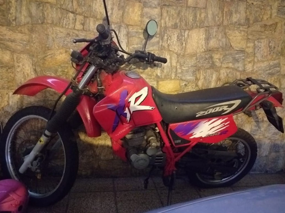 Moto Xr200 - 1995