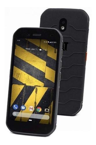 Imagen 1 de 1 de CAT S42 Dual SIM 32 GB negro 3 GB RAM