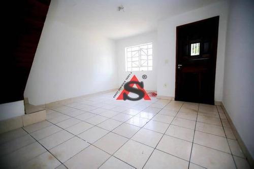 Sobrado Com 8 Dormitórios À Venda, 340 M² Por R$ 825.000,00 - Ipiranga - São Paulo/sp - So5233