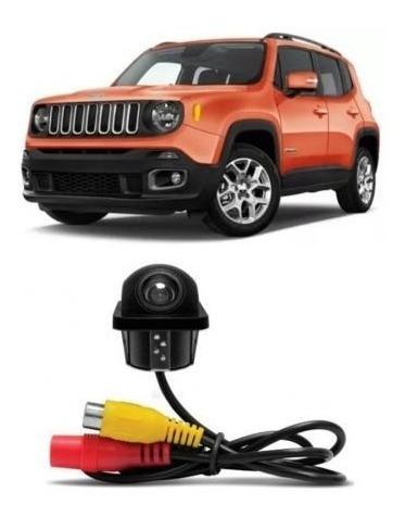 Camera De Ré Tartaruga Jeep Renegade Todas Versões