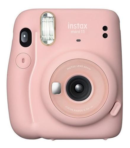 Câmera analógica instantânea Fujifilm Instax Mini 11 blush pink
