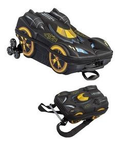 Mochila E Lancheira 3d Batman ( Max Toy )