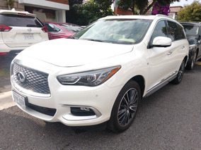 Infiniti Qx60 Perfection Awd 2017