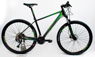 Bicicleta Mountain Bike Tmb Vairo 5.0 Rod 29 Disco Hidrau Bloqueo Remoto