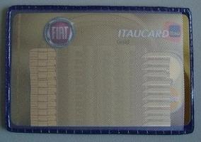 Porta Cartão De Crédito Ou Protetor Para Cartão-100 Unidades