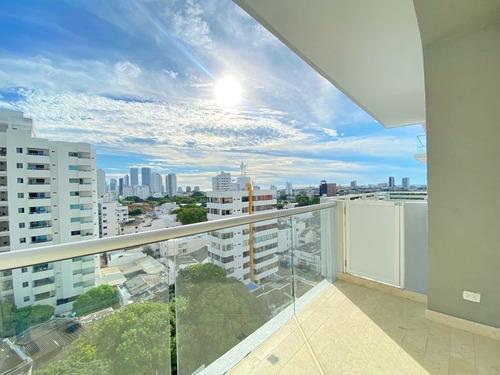 Imagen 1 de 14 de Venta Apartamento De 1 Alcoba En Edificio Bari En Manga Cartagena