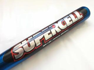 Worth Supercell 34x28 Team Hp Alloy Softbol Sellos Asa Isf