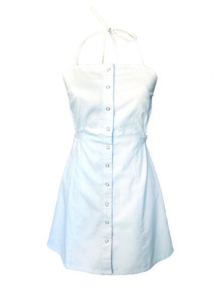 Vestido Sin Espalda - Samaniego