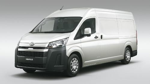 Toyota Hiace Furgón Largo/alto 0km 2.8tdi Entrega Programada