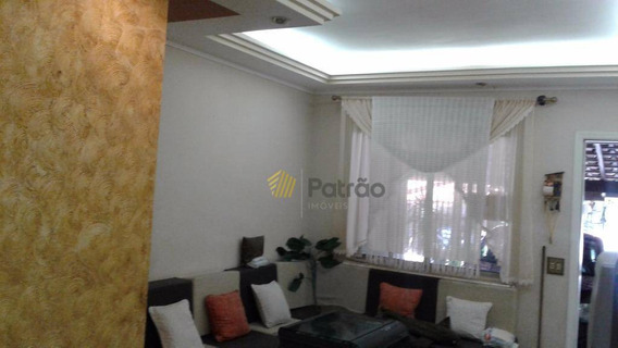Casa À Venda, 86 M² Por R$ 335.000,00 - Parque Espacial - São Bernardo Do Campo/sp - Ca0237