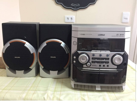 Mini System Som Philips Lg Sony Aiwa Gradiente Panasonic