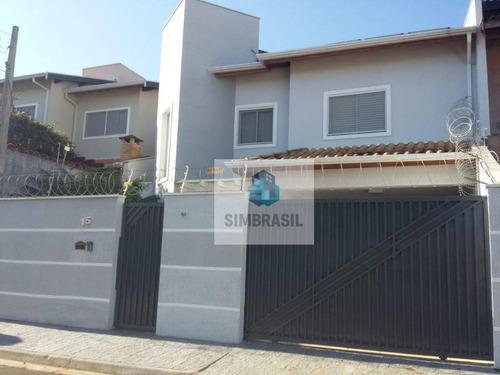 Casa À Venda, Por R$ 650.000 - Residencial Terras Do Barão - Campinas/sp - Ca1510