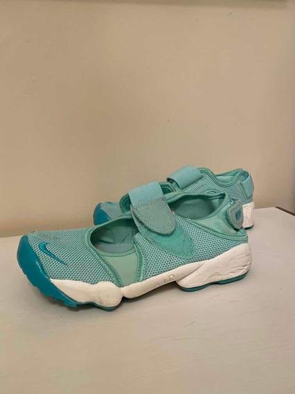 Zapatillas Nike Air Rift Mujer Talle 37 Buen Estado