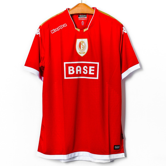 Camisa De Futebol Masculino Standard Liege 2016/17 Kappa