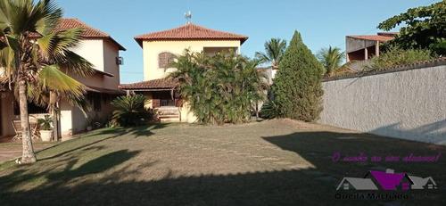 Maravilhosa Casa Com 4 Quartos Na Melhor Área De Itaipuaçu!! - 104