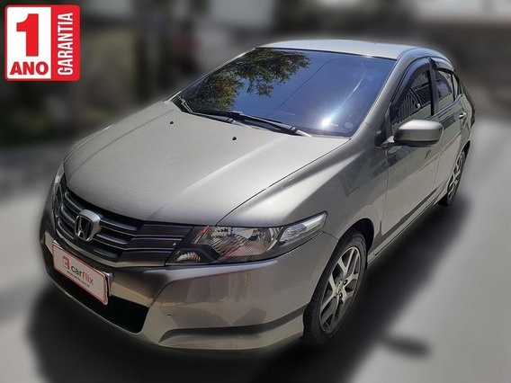City Sedan Lx 1.5 Flex 16v 4p Mec.
