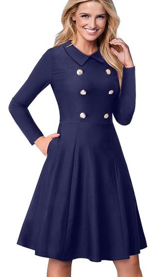 Sexy Elegante Vestido Vintage Princesa 610925